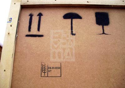 Marcatge de caixes i altres serveis 11, Embalatges Sanfeliu