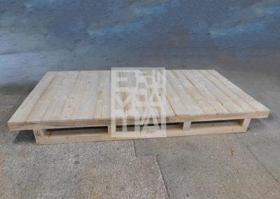 Treballem amb fusta amb tractament fitosanitari, Embalatges Sanfeliu