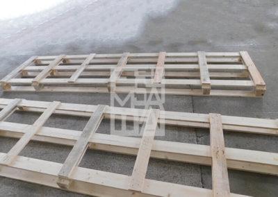 Fabricant de palets de fusta a mida, Embalatges Sanfeliu