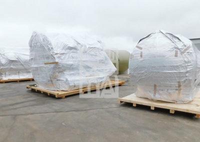Fusta amb tractament fitosanitari, Embalatges Sanfeliu