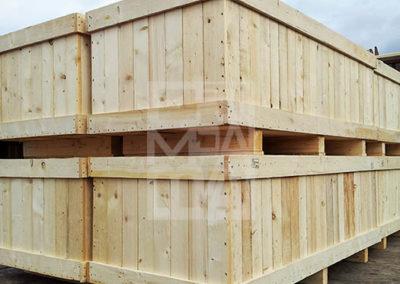 Cajas de madera a medida de Embalatges Sanfeliu 33