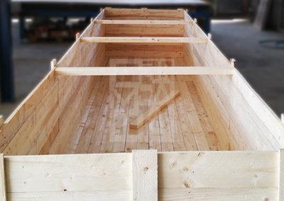 Cajas de pino de gran calidad y resistencia 35