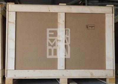 Cajas de madera de gran calidada, Embalatges Sanfeliu