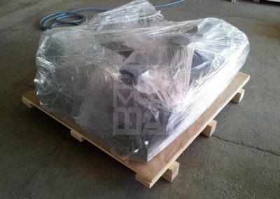 Acondicionamiento y protección de palets, Embalatges Sanfeliu