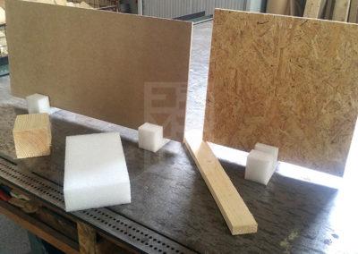 Acondicionamiento en madera, Embalatges Sanfeliu