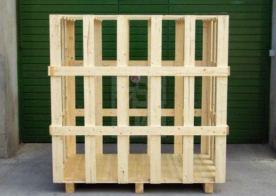 Gàbies de fusta