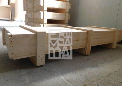Cajas de protección y seguridad de las mercancías 1, Embalatges Sanfeliu