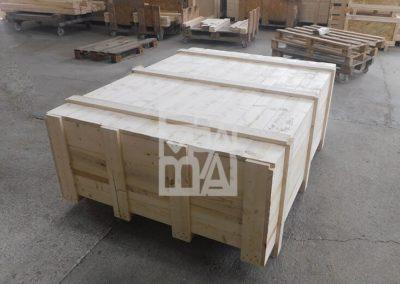 Modelos de cajas de madera a medida de Embalatges Sanfeliu 10