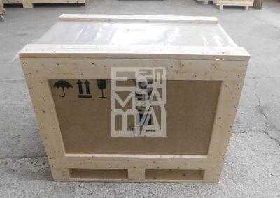 Caja con una cierra completo 11, Embalatges Sanfeliu