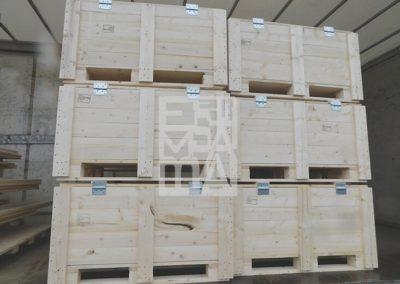 Cajas de pino o avento de gran calidad y resistencia 12, Embalatges Sanfeliu