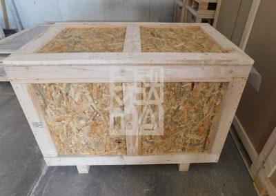 Embalaje de protección y seguridad de las mercancías 15, Embalatges Sanfeliu
