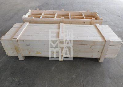 Cajas con una cierra completo 17, Embalatges Sanfeliu