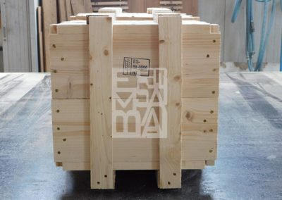 Cajas de pino o avento de gran calidad y resistencia 18, Embalatges Sanfeliu