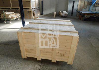 Modelo de cajas de madera a medida 2, Embalatges Sanfeliu