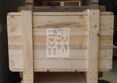 Cajas con una cierra completo de Embalatges Sanfeliu 23