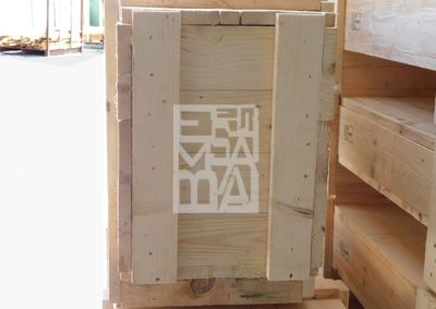 Protecció y seguridad con jaulas de madera 25, Embalatges Sanfeliu