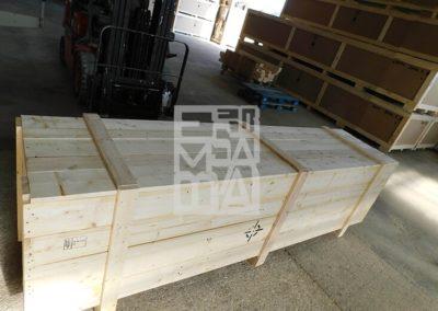 Cajas con una cierra completo con Embalages Sanfeliu 3