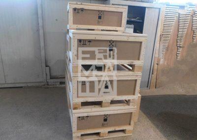 Cajas de pino o avento de gran calidad y resistencia 4