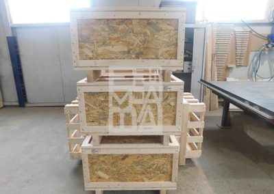 Modelos de cajas de madera a medida 5, Embalatges Sanfeliu