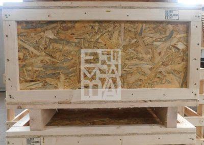 Embalaje de madera a medida con Embalages Sanfeliu 6