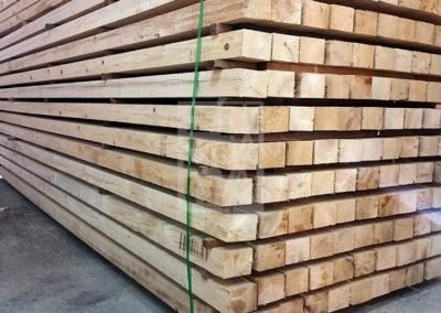 Gran estoc de fusta, Embalatges Sanfeliu