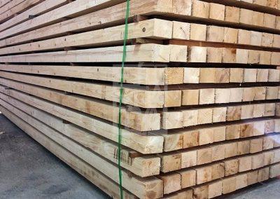 Gran estoc de fusta